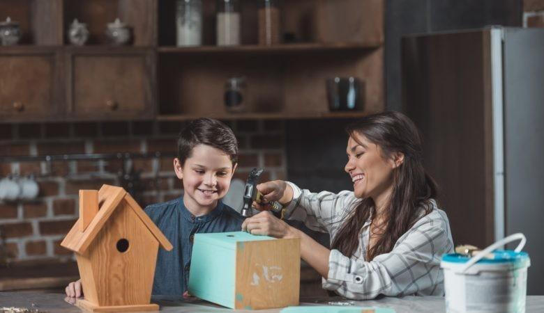jak wychować dziecko bez ojca