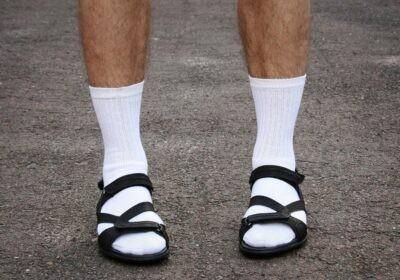 błędy w modzie męskiej