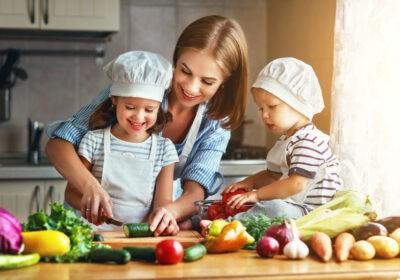 Dieta wegetariańska dla dzieci